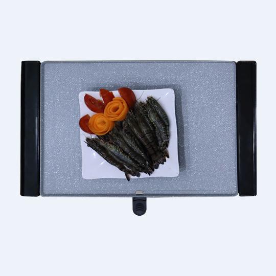 Bếp nướng điện không khói KOCHI (màu đá)